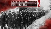 枪兵《英雄连2》合作关卡01 战争剧场解说:布罗迪坦克战【游戏地域】