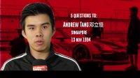开着保时捷从亚洲走向世界,这个新加坡的年轻人是怎么做到的?