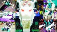 【红老弟转载】日本达人变形金刚定格动画 日版LG50六面兽