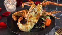 蒜蓉芝士焗龙虾, 让龙虾侵略你的味蕾!