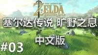 【中文塞尔达】从0开始的海拉鲁之旅 03