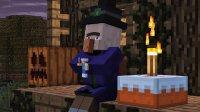 Minecraft动画--村民和女巫的故事【2】