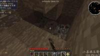 我的世界破灭的光01: 超级矿石挖矿瞬间矿石满背包