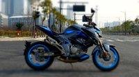 「呆子测评」升仕310R骑士网摩托车测评