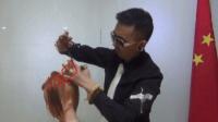 不连接动态短发剪发技法, 北京托尼盖鑫米老师主讲。