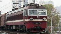 [火车]SS6B[X366]行包快运专列 广铁沙段 开福区上行