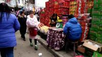 云南昭通: 农村集市最热闹的的时候, 人山人海!