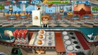 烹饪发烧友手机版NO.1开快餐店做汉堡 可乐 热狗 笑笑小悠过家家做饭游戏