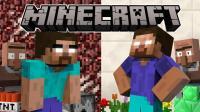 如果Herobrine拥有一个兄弟 - 我的世界 Minecraft动画