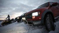 零下40度的较量 雪地摩托堵截猛禽大切