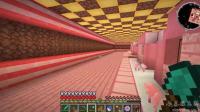我的世界糖果世界05: 找到姜饼人地底隐藏村庄