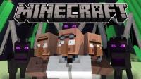 当村民和末影龙交换之后 - 我的世界 Minecraft动画