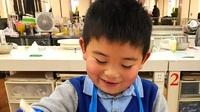 【6岁半】1-10哈哈跟妈妈一起做蛋糕打蛋器搅拌IMG_519