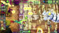 面面面团《植物大战僵尸2》恐龙危机BOSS-巨石魔龙僵尸博士