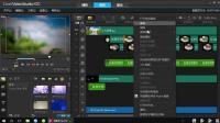 会影里将视频音乐图片同步移动, 用这个分组功能就够了!