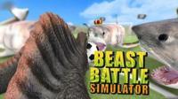 木子秋-野兽战争模拟器 Beast Battle Simulator: 猪和霸王龙的决斗! 究竟谁能赢呢