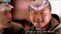 范伟这部经典喜剧还记得吗? 傻瓜劫匪抢劫火车, 中途还搭讪刘若英