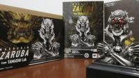 【KUAI】牙狼系列魔戒道具扎鲁巴黄金骑士牙狼魔导戒指ZARUBA(非假面骑士DX)