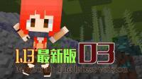 《直播回顾》【甜萝酱我的世界MC实况】Minecraft 1.13原版服务器生存#3 乌龟蛋孵化