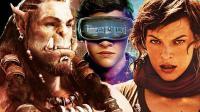 20部网游电影助你理解《头号玩家》内涵