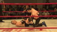 中国摔角首场职业生涯危机赛, 中摔先行者The Slam退役了? !