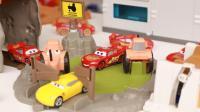 赛车总动员老莫的拖拉机挑战 闪电麦昆三种玩法轨道分享
