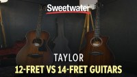 Taylor: 12-fret vs. 14-fret Guitars Explained