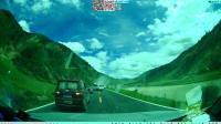 川藏北线-色达老折山霍尔甘孜风光路况BGM全记录, 高清[侣途·帮]记录仪-川藏线