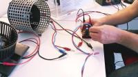 ARDUINO 电机控制系统演示