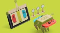 【唐狗蛋】Nintendo LABO RC小车制作过程以及简单试玩