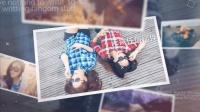 甜蜜回忆婚礼婚庆/家庭/旅游照片电子相册AE CC模板
