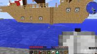 我的世界模拟殖民地02: 建造补给船开启殖民地时代