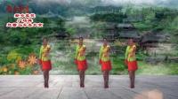 队形变换广场舞【赶着马车去北京】抠像