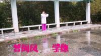 导引养生功十二法_(曾闽凤学练)