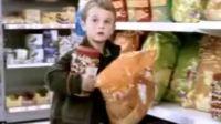 每周一只牛广告对付小孩撒娇的办法!