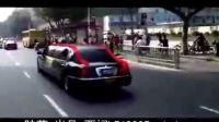 最震撼南京城的婚礼车队