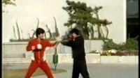 意拳条件实作---同侧站位冲拳攻防,对偶站位冲拳攻防,交叉拳,迎击拳,攻防合一的防守等--彭振镝