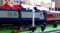 繁忙的铁路线(模型)
