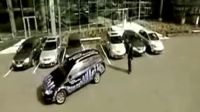 大众最新自动泊车技术展示