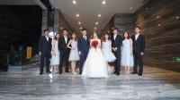 4.28 吴贤明 & 成露 婚礼电影-锐思影像双机