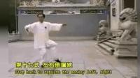杨式太极拳85式-配乐带口令【赵幼斌】