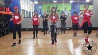 La Isla Bonita _ zumba 尊巴舞蹈视频教学 减肥健身舞