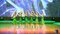 表演唱《富强歌》泥城镇残疾人表彰大会