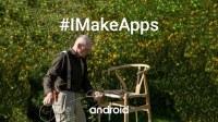 #IMakeApps   Hans Jørgen Wiberg   Chair restorer   Be My Eyes   Denmark