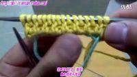 魅力线线 单螺纹起针法 超简单