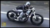 个性摩托系列:(56)定制 HIDEMO 摩托车