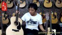 【吉他之声】法丽达 玛丽娜 MD20 MR20 单板吉他 音色视听