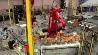 柯马 机器人 太阳能 电池板 自动化 装配线 视频详解