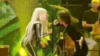 Lady Gaga联手滚石乐队激情唱Gimme Shelter