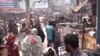 印度,瓦拉纳西之街景